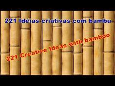 Tratamento do bambu - YouTube
