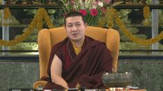 #Buddhism · H.H. The 17th Karmapa Trinley Thaye Dorje is teaching about cause and effects