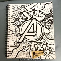 Spectacular In honor of me promoting in a comic book e-book right this moment and tomorrow I made a dood of the Avengers . Spectacular In honor of me promoting in a comic book e-book right this moment and tomorrow I made a dood of the Avengers . Doodle Art For Beginners, Easy Doodle Art, Doodle Art Designs, Doodle Art Drawing, Cool Art Drawings, Art Drawings Sketches, Quote Drawings, Cute Easy Doodles, Easy Doodles Drawings
