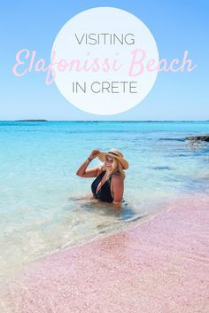 Visiting Elafonissi Beach in Crete | The Republic of Rose