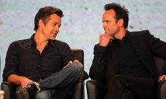 Yes-Yes, but only if they're both remain in character - Raylan & Boyd!