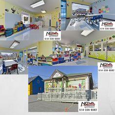 Magnifique garderie à St Constant, à vous pour $ 99 000 ! 514.804.6682 www.novahorizons.com