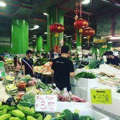 at Paddy's market