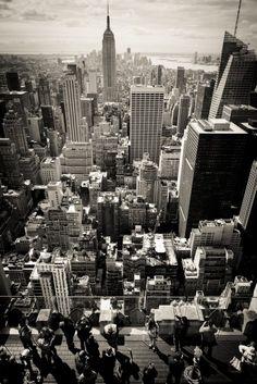 Manhattan....