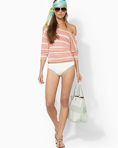 summer beach/pool attire