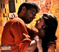 Dia Mirza and Priyanshu Chatterjee in Panch Adhyay (2012) Bengali Film: Paanch Adhyay wins Best Film at Kalakar Awards