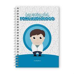 Cuaderno XL - Las notas del fonoaudiólogo, encuentra este producto en nuestra tienda online y personalízalo con un nombre. Notebook, Cover, Socialism, Notebooks, Report Cards, Store, Working Man, The Notebook, Exercise Book
