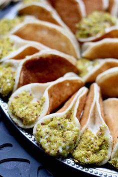 Qatayef - Traditional Syrian Dessert Recipe | 196 flavors