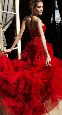 Zuhair Murad⭐️#Red #Seduction - #Luxurydotcom