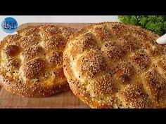 Už si nebudete kupovať chlieb! 💯 CHUTNÉ a ĽAHKÉ! Neskutočne dobré! - YouTube Bread N Butter, Bread Recipes, Pizza, Food, Buns, Breads, Youtube, Salads, Basket