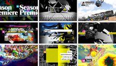 Fuel TV Identity - Jens Gehlhaar Creative Director