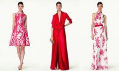 CH CAROLINA HERRERA Womenswear Spring/Summer 2014 Collection