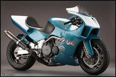 Saxon Triumph 1000