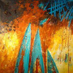 Peinture de Francine Denault de Bolton-Ouest