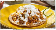 Chorizo and Cabbage Tostadas | V&V Supremo