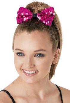 #Dancewear Solutions - #Dancewear Solutions Ultra Sparkle Hair Bow - AdoreWe.com