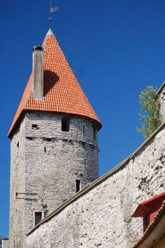 Old Reval, (Tallinn), Estonia