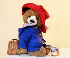 Paddington bear by By NatalyTools | Bear Pile