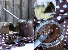 My man's kitchen...: Krem czekoladowo-orzechowy z kaszy jaglanej