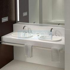 VILLEROY - BOCH 41666001 - Ceramika sanitarna - Umywalki i postumenty - blatowe i podblatowe - Sklepbaterie.pl