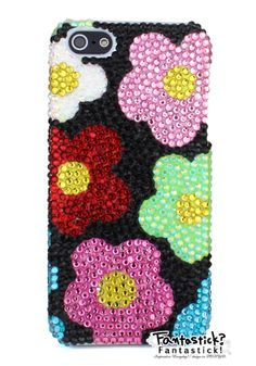 Fantastick デコケース for iPhone5/5s Flower