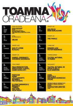 Program Toamna Orădeană 2012 #TO2012