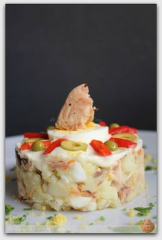 Ensaladilla rusa casera | De Camino a Mi Cocina