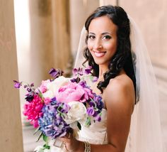Four Expert Tips for Choosing The Perfect Wedding Flowers - Beyond the Cookie Table - August 2015