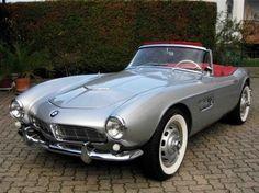 1957 #BMW 507 #dreamcar #coolcar