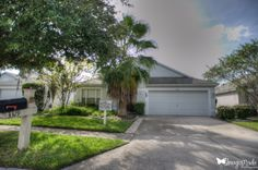 192,000 Oakstead Home On Gorgeous Conservation Lot With Pond View  EXIT e-Listings Tour# T2594990 4 Bedroom 2 Bathroom home in a gated community!