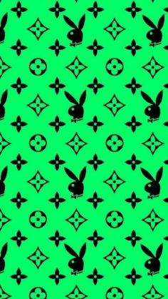 Louis Vuitton x Playboy Bedroom Wall Collage, Photo Wall Collage, Picture Wall, Green Wallpaper, Iphone Background Wallpaper, Aesthetic Pastel Wallpaper, Aesthetic Wallpapers, Louis Vuitton Iphone Wallpaper, Dark Green Aesthetic