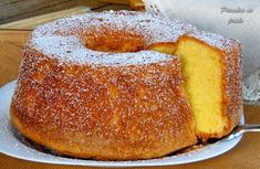 Portuguese Recipes, Cornbread, Doughnut, Sweet Recipes, French Toast, Deserts, Clean Eating, Food And Drink, Sweets