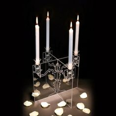 Innermost Ghost Candelabra by John Russell | The Store