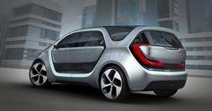 Chrysler debuts its Portal Concept, an electric minivan, at CES in Las Vegas. The Portal is semi autonomous and can travel more than 250 miles per charge. Mini Vans, Las Vegas, Selfies, Monospace, Chrysler Pacifica, Futuristic Cars, Automobile Industry, Future Car, Cars