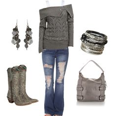 """""""Comfy Day"""" by sarah-jones-3 on Polyvore"""