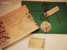 convite e acessórios