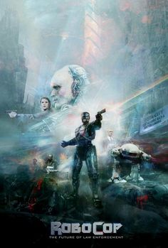 RoboCop by Christopher Shy