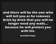 Yes..Yes..Yes my love, I will protect you with all that I am, Now and FOREVER Sweetheart!! <3