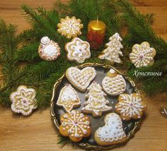 Животът може да e вкусен: Коледни меденки