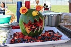 Monster Watermelon - Monster Party