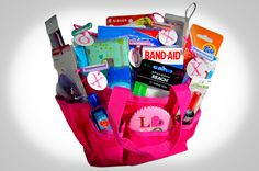 Wedding Day Survival Bag