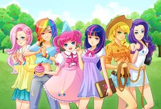 Frendship is magic mlp