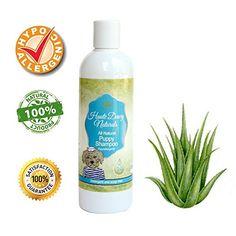 All Natural Puppy Shampoo ~ Hypoallergenic ~ Safe ~ Gentl... http://www.amazon.com/dp/B01CXDGDKM/ref=cm_sw_r_pi_dp_PRxuxb0F112S1