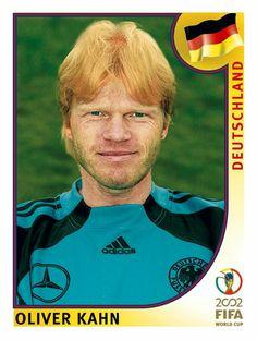 315 Oliver Kahn - Deutschland - FIFA World Cup Korea/Japan 2002