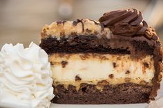 Let's get outrageous! - Chris' Outrageous Cheesecake