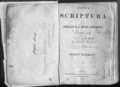 Deși pare greu de crezut, în Biblie, la Geneză apare de mai multe ori numele țării noastre, sub forma unui cod de cuvinte încrucișate Mai, Will And Testament, Bible