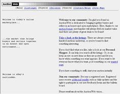 What 13 Popular Websites Used to Look Like - Yahoo! Finance