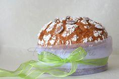 Veneziana+a+lievitazione+naturale Italian Desserts, Italian Recipes, Stollen, Pound Cake, Biscotti, Nutella, Red Velvet, Muffins, Pudding
