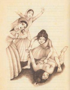 Their divine Lilas Radha Krishna Pictures, Radha Krishna Photo, Krishna Photos, Krishna Art, Yashoda Krishna, Jai Shree Krishna, Radhe Krishna, Lord Krishna Sketch, Meditation France