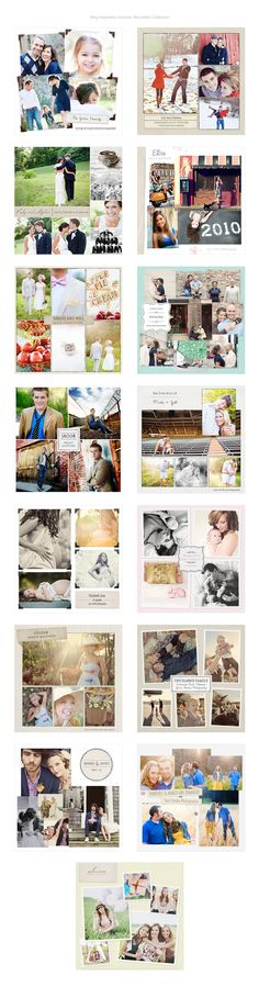 LOVE photo boarders and corners! Baby Photo Books, Wedding Photo Books, Wedding Photo Albums, Wedding Book, Wedding Photos, Layout Inspiration, Inspiration Boards, Inspirational Celebrities, Family Photo Sessions